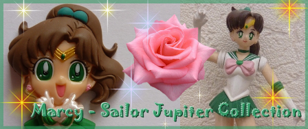 Marcy - Sailor Jupiter Collection