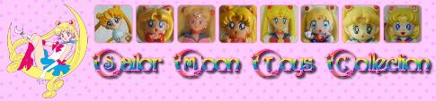 Sailor Moon Toys Collection